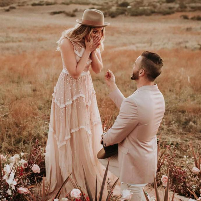 Guys, how long in the relationship would you consider to propose to your partner?