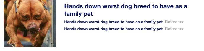 Dangerous Dog Breeds? Or is it how you raise them?
