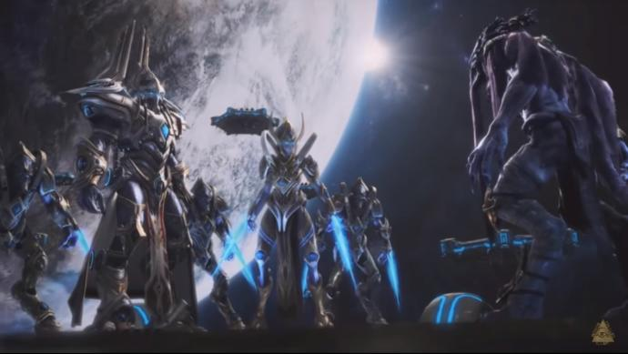 Which do you think would win? Galactic Empire, Covenant or Protoss?