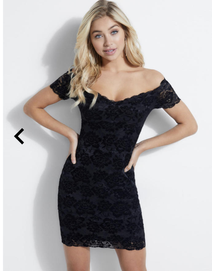 Which dress is more attractive?