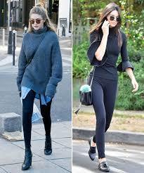 Do you prefer leggings or skinny jeans?