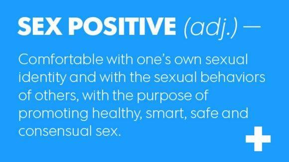 Are you sex positive?