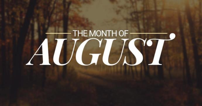 New riddle: Why are there fewer births in the month of August nowadays?