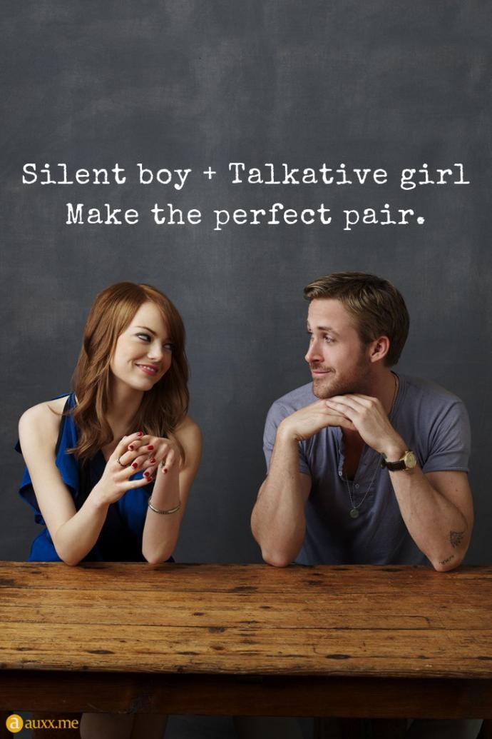 Is being talkative an unattractive quality in a guy?
