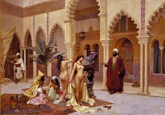 Why do Muslim men think it is OK to treat their wives like chattel (personal property)?