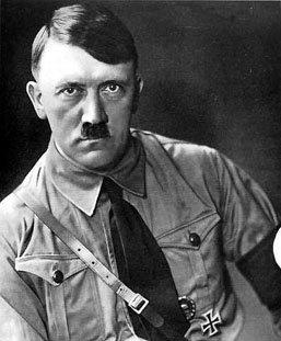 Do you think the name Adolf was terminally knackered by Hitler?