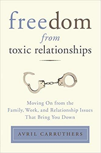 Have you ever been miserable in a relationship but found it hard to get out of it? ... and how do you escape from a TOTALLY TOXIC RELATIONSHIP?