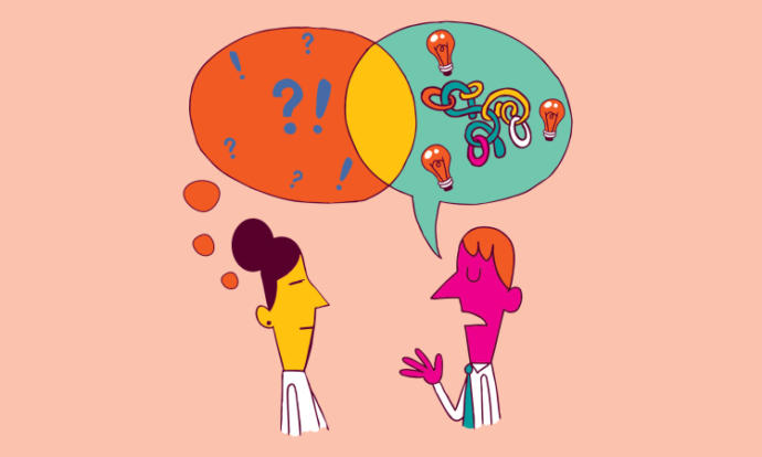 What topics do you like to talk about?
