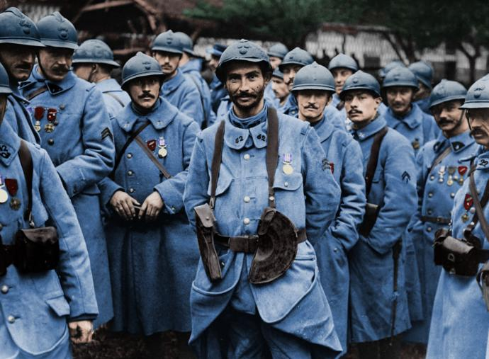 WWI ended on this very day 101 years ago. What are your thoughts about WWI?