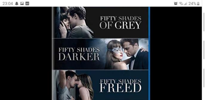 Would you ever concider to have a spicy relationship like Christian Grey and Anastasia Steele in (fifty shaded of grey, darker, freed) Yes or No? Why?