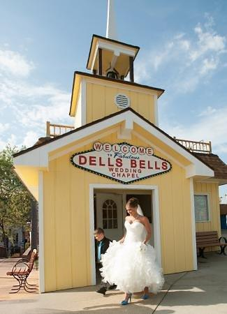 Would you get married in Vegas?
