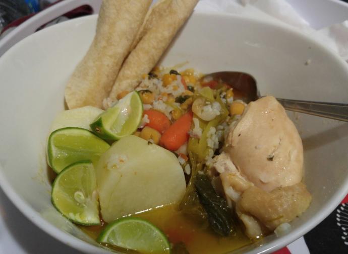 Hot soup anyone?