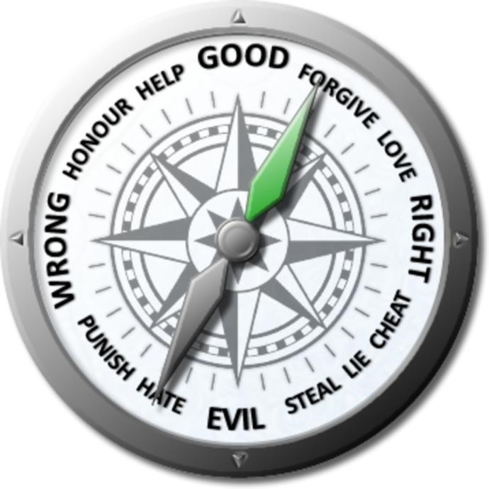 Does your morality gauge effect how good you are as a person?