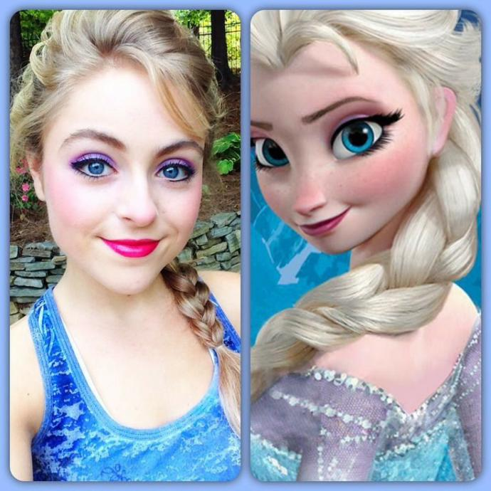 Which winter inspired look do you like the best??