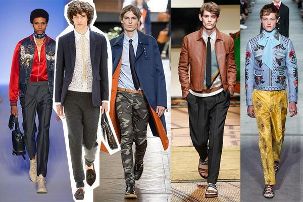 Can you recommend any fashion sites for males that have bold and interesting fashion options?