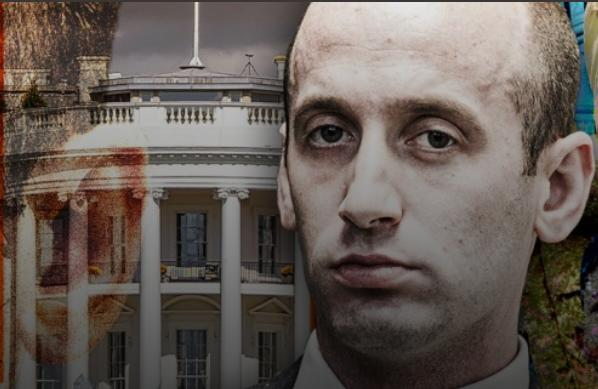 900 emails from Senior WH Policy Advisor Steven Miller to Breitbart in support of White Nationalism?