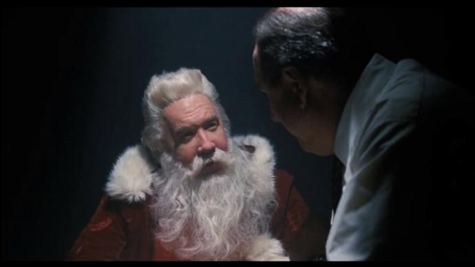Did you know Tim Allen was 38 in the Santa clause and did you know it was suppose to be a little darker?