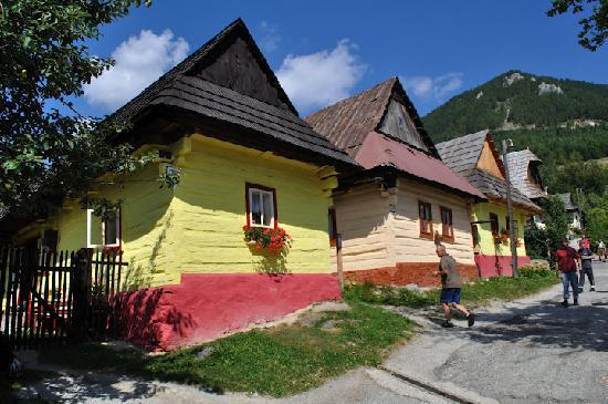 Would you like to visit the Eastern European nation of Slovakia?