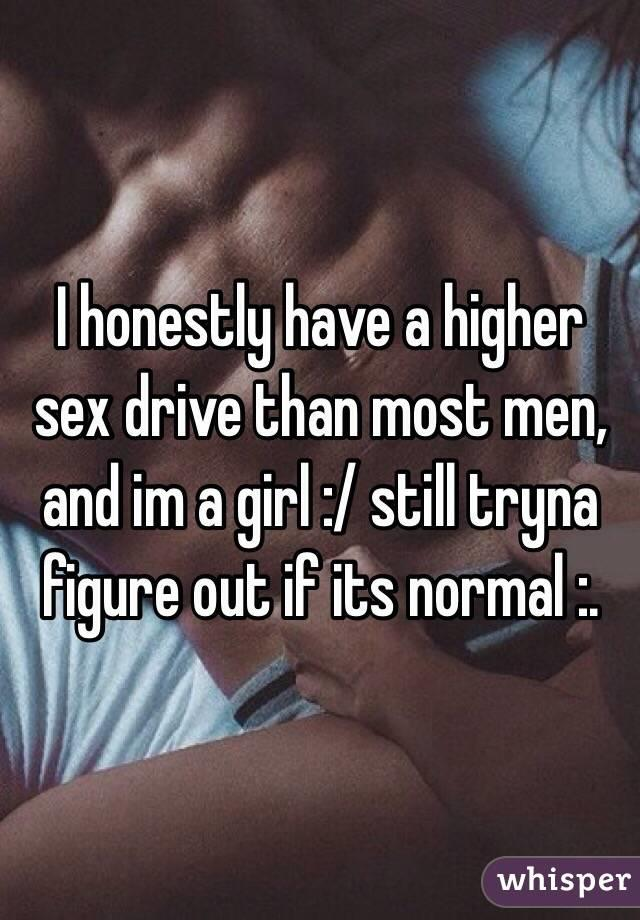 SURVEY: How high (or low) is your sex drive?