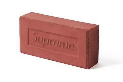 Would you build a house out of supreme bricks?