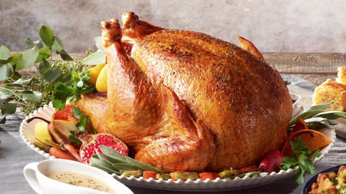 Do you dislike Thanksgiving because dry turkey is so difficult to swallow?