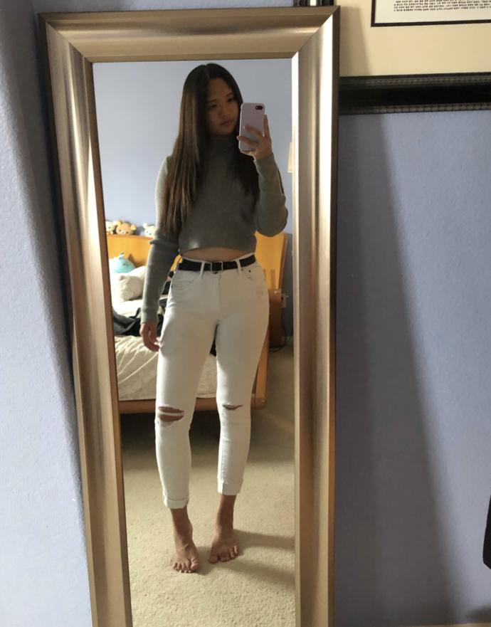 Anyone have tips for what shoes would look good with this outfit?