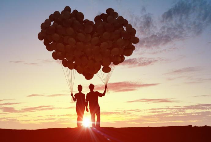 True love never has endings - UNKNOWN <3