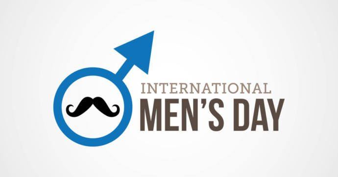 Guys, have you had a good International Mens Day?