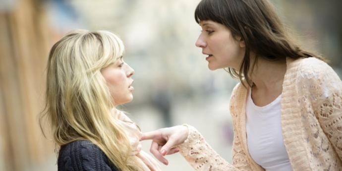 Do you have a jealous friend/family member whose always trying to compete with you?
