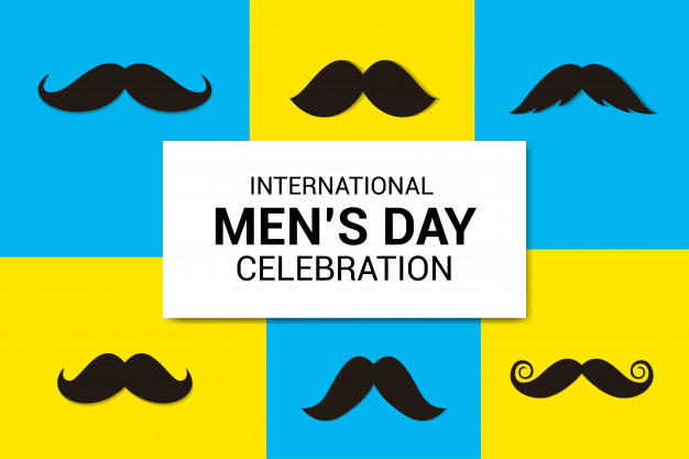 Are you aware it's international men's day?
