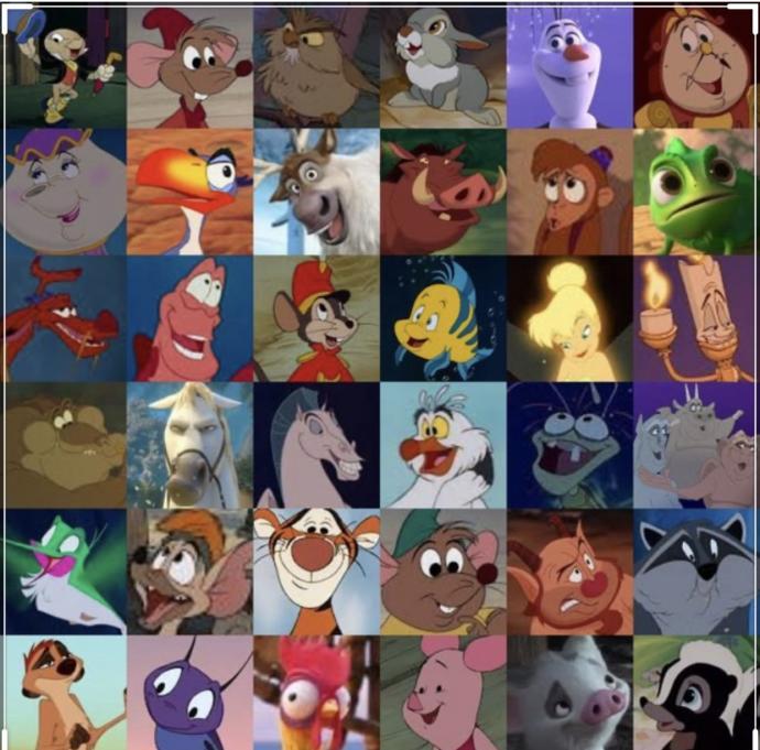 Your favorite Disney sidekick?