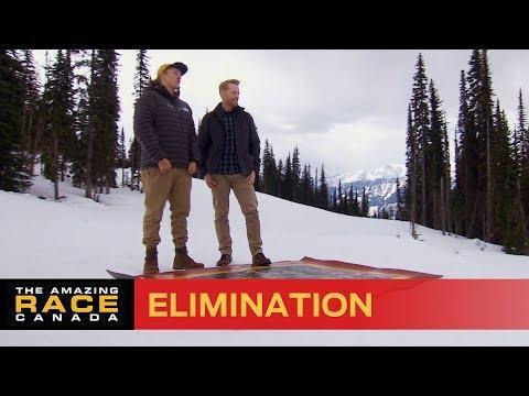 Always an elimination... (insert host sad face here)