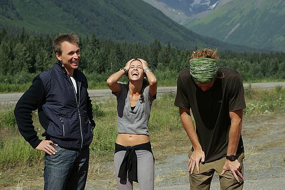 Winners TK and Rachel, Season 12, Amazing Race, Finale