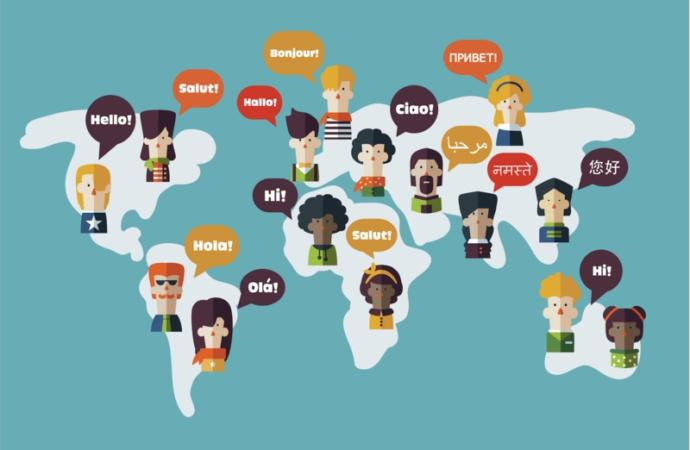 How did you learn a new language?