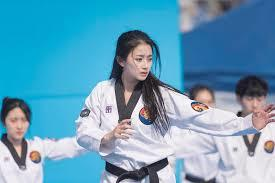 Hottest sports for korean girls to play?
