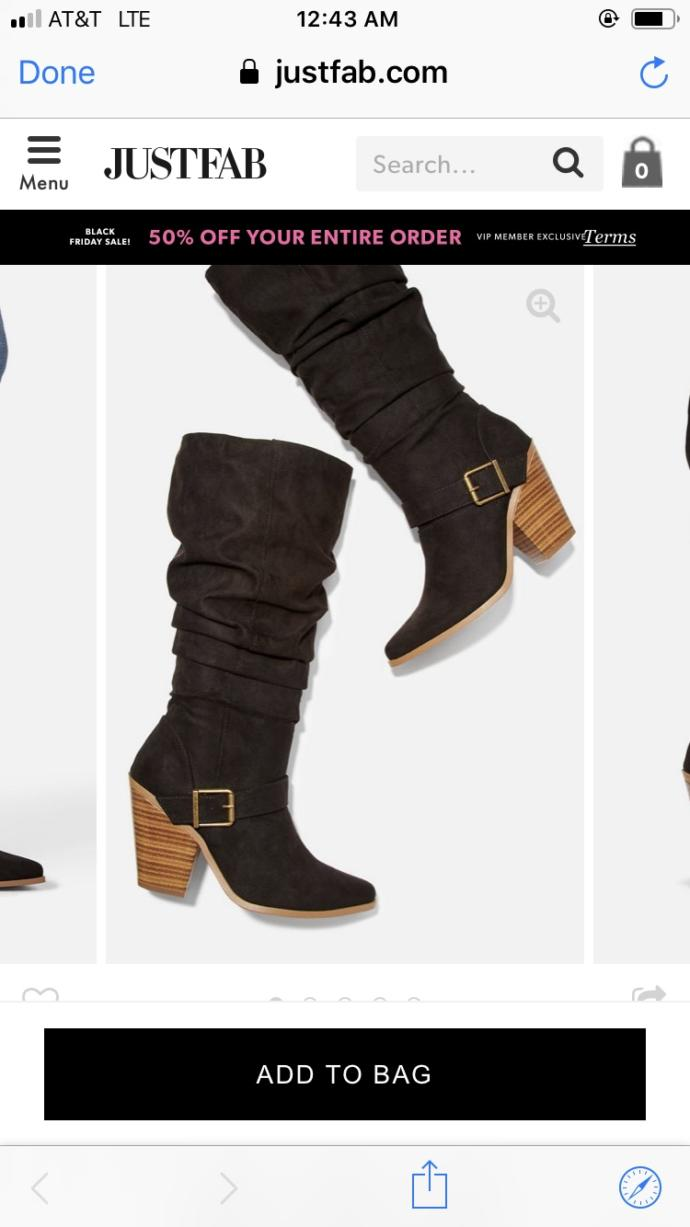 Are these boots sexy?