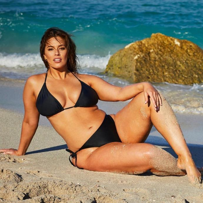 Thoughts on Plus sized and Curve models?