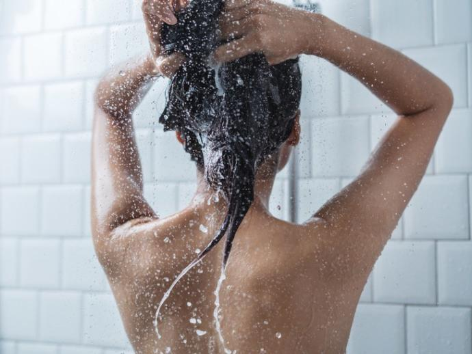 How long is your typical shower?