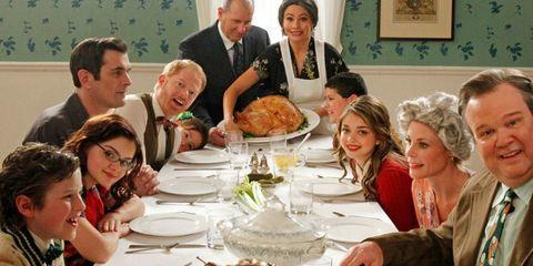 Do you attend your partners Thanksgiving dinner with their family or invite them to yours?