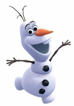 Disney fans: Do you find Olaf annoying, cute, or both?