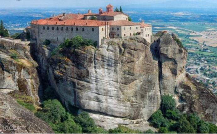 Do you like visiting Christian monasteries?