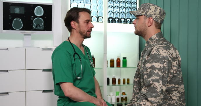 Which is more respected&have more authority on us in society , Doctor vs Military Officer?