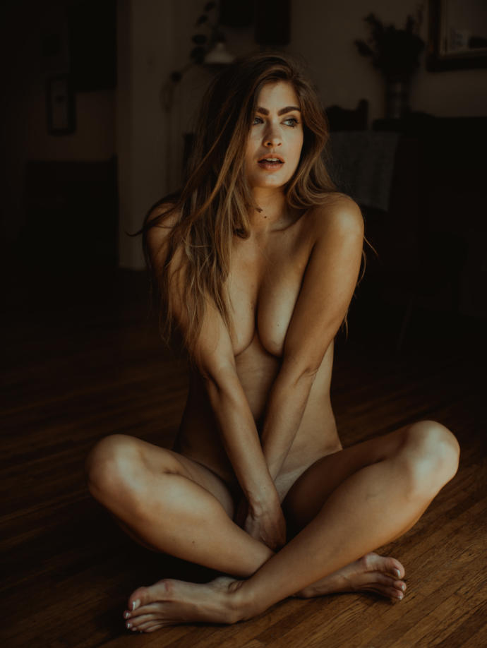 Are these erotic photoshoots considered cheap and tacky or classy?
