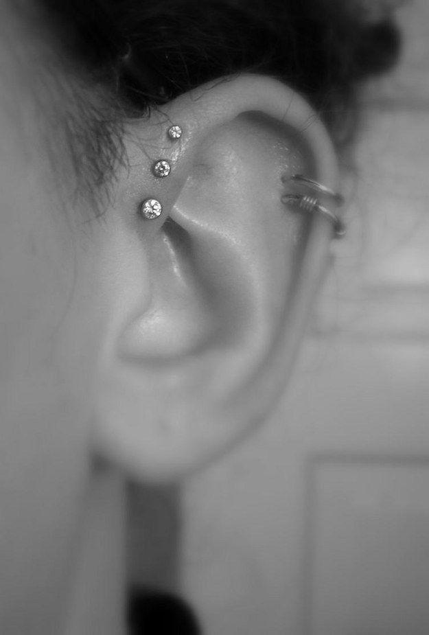 Which piercing style do you think is the coolest?