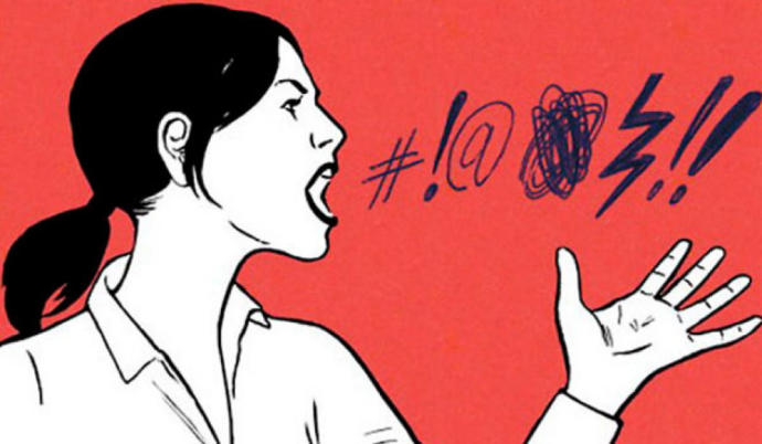 Is it a turn off if girls swear?