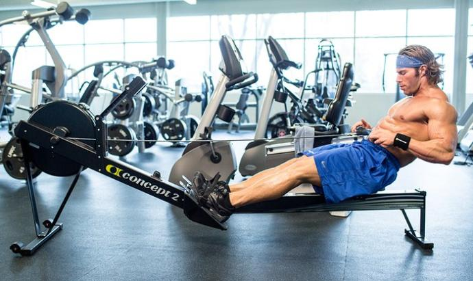 What's your favorite exercise machine at the gym?