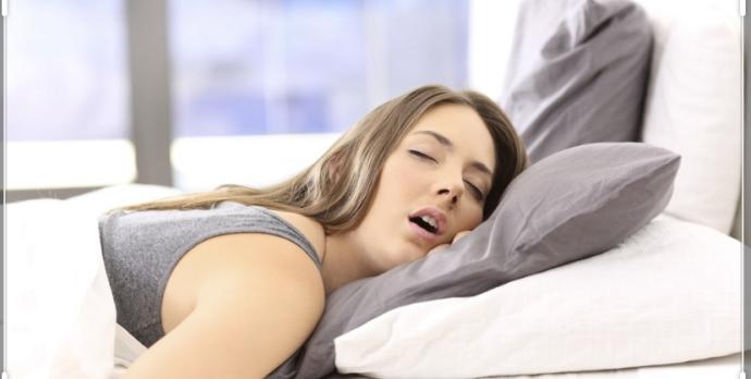 Do you snore at night? How I can deal with it?