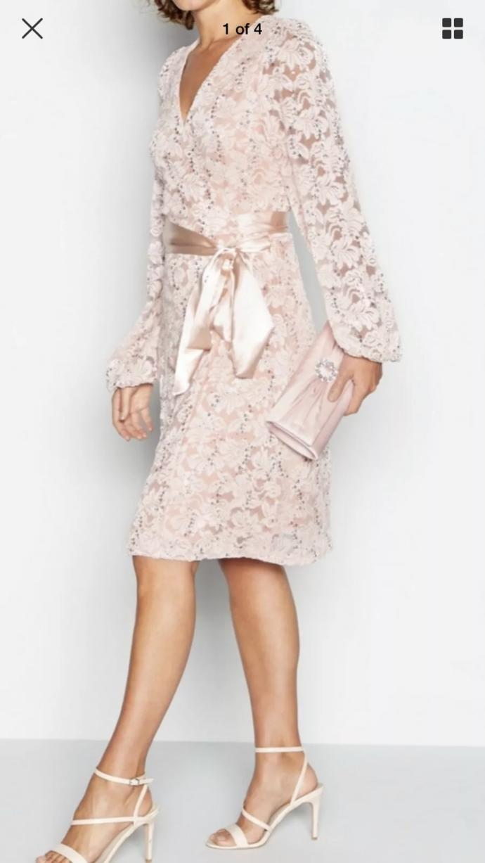 What do you think of this dress for Christmas Day?