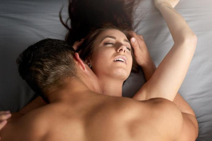 During sexual relations, do you ever lose control of your bodys movements?