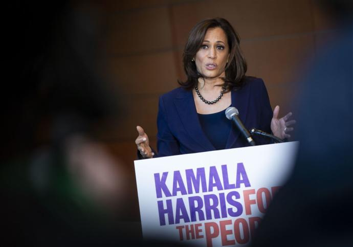 Whats your opinion of Kamala Harris ending her presidential campaign for President?